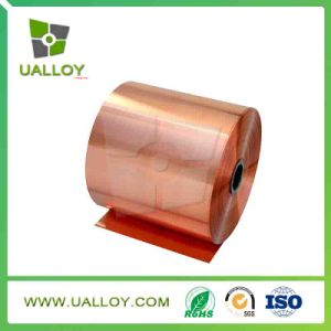 Copper Nickel Alloy CuNi2 (NC005) Strip for Resistance pictures & photos