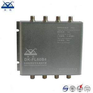 Dk-Fl60b4 25ka CATV Signal Surge Protective Device SPD pictures & photos