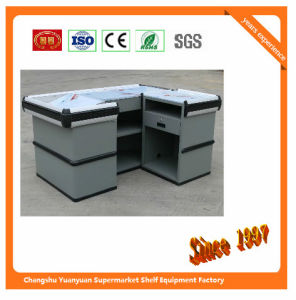 High Quality Cash Counter with Good Price pictures & photos