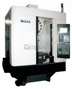 CNC Metal Cutting Machine for Battery Cover of Mobile Phone (RTM500STD)
