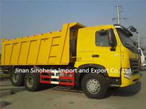 Sinotruk Mining Dump Truck Offroad Tipper for Sale pictures & photos