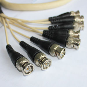 8 Groups BNC-BNC Video Composite Jumper Cable pictures & photos