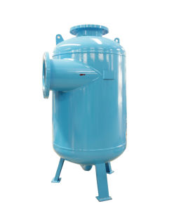 High Efficiency Centrifugal Water Filter Automatic Sand Separator pictures & photos