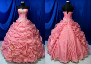 Georgeous Ball Skirt Prom Dresses Evening Dress Patry Gown pictures & photos