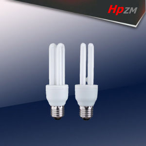 U Tube CFL Light Energy Saving Lamp Compact Florescent pictures & photos