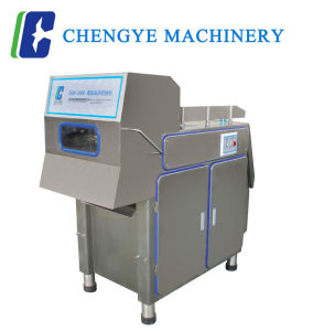 Frozen Meat Cutter/Cutting Machine 5.5kw with CE Certification pictures & photos