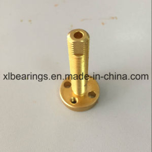 Machining CNC Milling Turning Brass Screw