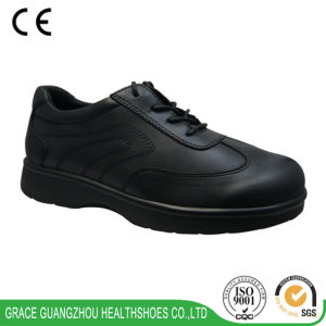 Grace Health Shoes Diabetic Shoes with Skid-Proof PU+Rubber Outsole. pictures & photos