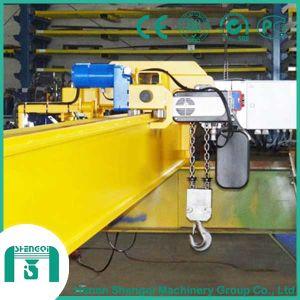 High Efficiency Single Girder 3 Ton Overhead Crane for Sale pictures & photos