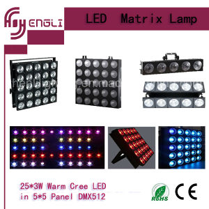 1*30W 3in1 LED Stage & Effect Lamp (HL-022) pictures & photos