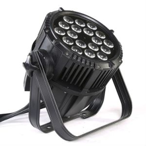 18X12W RGBWA 5in1 Outdoor LED PAR Stage Light pictures & photos