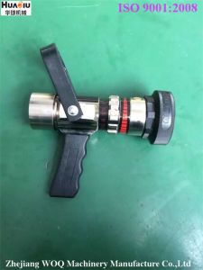 Brass Fire Fighting Nozzle with Nh Thread pictures & photos