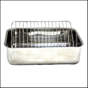 Stainless Steel Square Roaster Pan pictures & photos