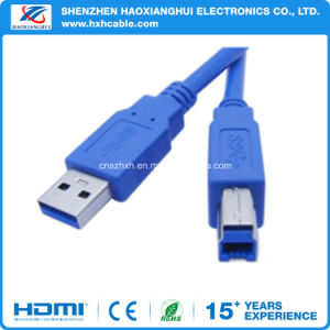 Best Factory Price USB 3.0 Printer Scanner Am/Bm Cable pictures & photos