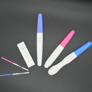Ce FDA ISO Approved Lh Ovulation Test Strip Stick pictures & photos