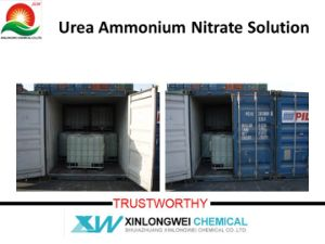 Supply Urea Ammonium Nitrate /Nitrogen Solution 28% to 32% pictures & photos
