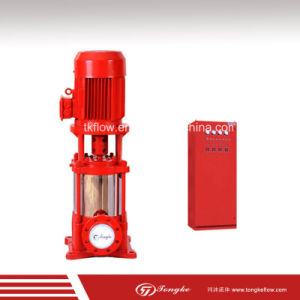 Stainless Steel Vertical Multisatge Pump for Fire Fighting Group pictures & photos