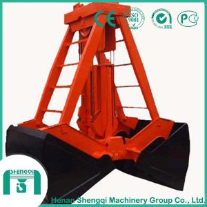 Crane Grab Bucket Best Sell Paina Double Jaw Crane Grab pictures & photos