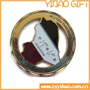 High Quality Metal Souvenir Coin with Cut out (YB-c-045) pictures & photos