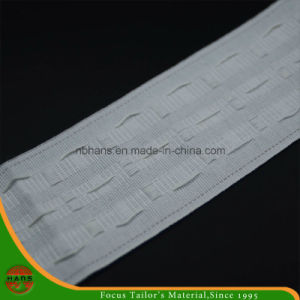 7cm High Quality Polyester Curtain Tape (HATCL15700007) pictures & photos
