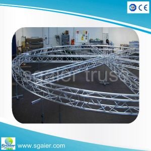 Aluminum Circle Truss for Club Roof Lighting pictures & photos