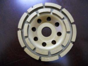 Double Row Diamond Cup Wheel All Series