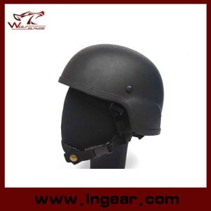 Mich 2000 Glass Fiber Leather Bicycle Helmet Cycling Helmet for Sale pictures & photos