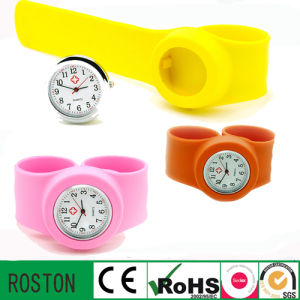 Customised Design Silicone Slap Watches