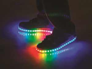 LED Shoes/Party Shoes/Light up Shoes with Nice Quality pictures & photos