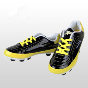 Football Comfortable Outdoor Hard Ground Soccer Shoes for Children (AKYS) pictures & photos