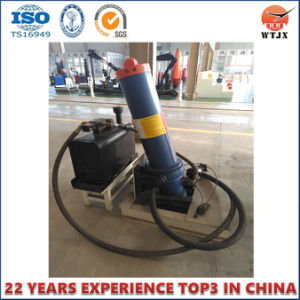 Hydraulic Cylinder System for Dump Truck pictures & photos