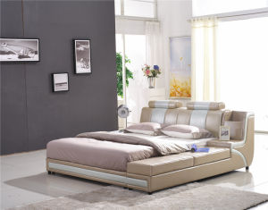 Modern Design New Bedroom Furniture pictures & photos