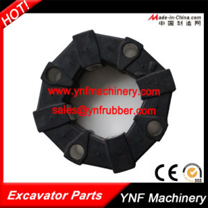 Excavator Flexible Coupling 200A for Engine Part pictures & photos