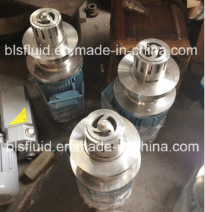 Sanitary Stainless Steel Cream Homogeneous Agitator pictures & photos