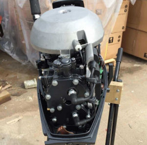 China High Quality 2 Stroke Outboard Engine for Boat pictures & photos