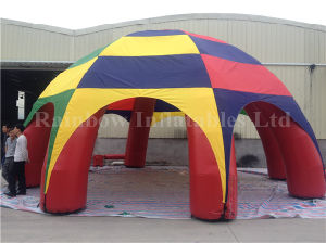2016 Popular PVC Customized Inflatable Advertising Dome Tent pictures & photos