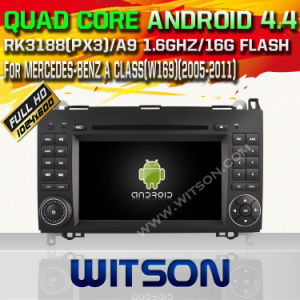 Witson Android 4.4 System Car DVD for Mercedes-Benz Viano (W2-A6916) pictures & photos
