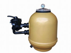 Fiberglass Laminated Sidemount Sand Filter for Swimming Pool pictures & photos