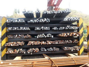 Forged Steel Round Bar 40mnb pictures & photos