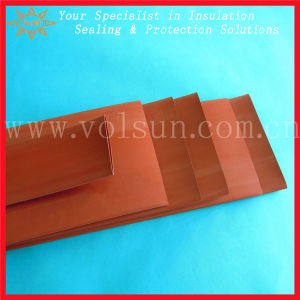 ID 30mm Heat Shrinkable Insulation Sleeve Heat Shrink Tube Busbar pictures & photos