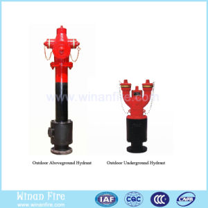 Outdoor Fire Hydrant for Fire Fighting pictures & photos