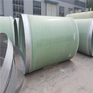Gre FRP Composite Pipes and Tubes/Fiberglass Reinforced Plastic Pipe pictures & photos