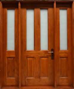 Solid Wooden Glass/Shutter/Fire Door Specialized Technical pictures & photos