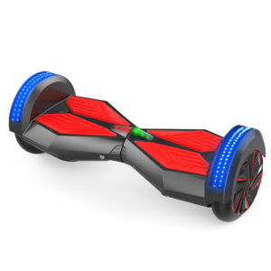2 Wheel Hover Board Electric Skate Board Self Balance Balancing Electric Scooter with LED Light