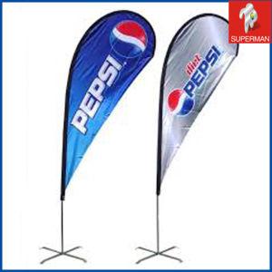 Durable Teardrop Flag/Cheap Advertising Flags/Beach Banner Flags (SM050086)