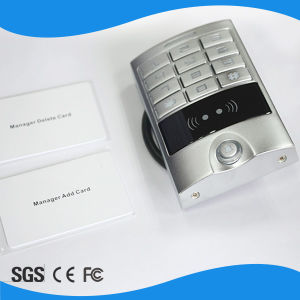 Aluminium Alloy Standalone Proximity Card Entry Door Lock Access Control pictures & photos