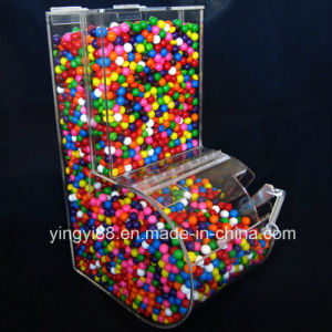 Top Selling Acrylic Large Candy Bins with SGS Certitificates pictures & photos
