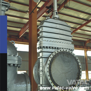 Vatac API 6D Cast Through Conduit Gate Valve pictures & photos