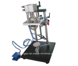 Semi-Automatic Perfume Capping Machine pictures & photos