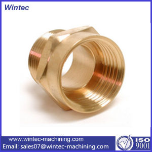 Chinese Precision CNC Machining Brass Spare Motor Bike Car Parts / Laser Cutting Machine Part Service